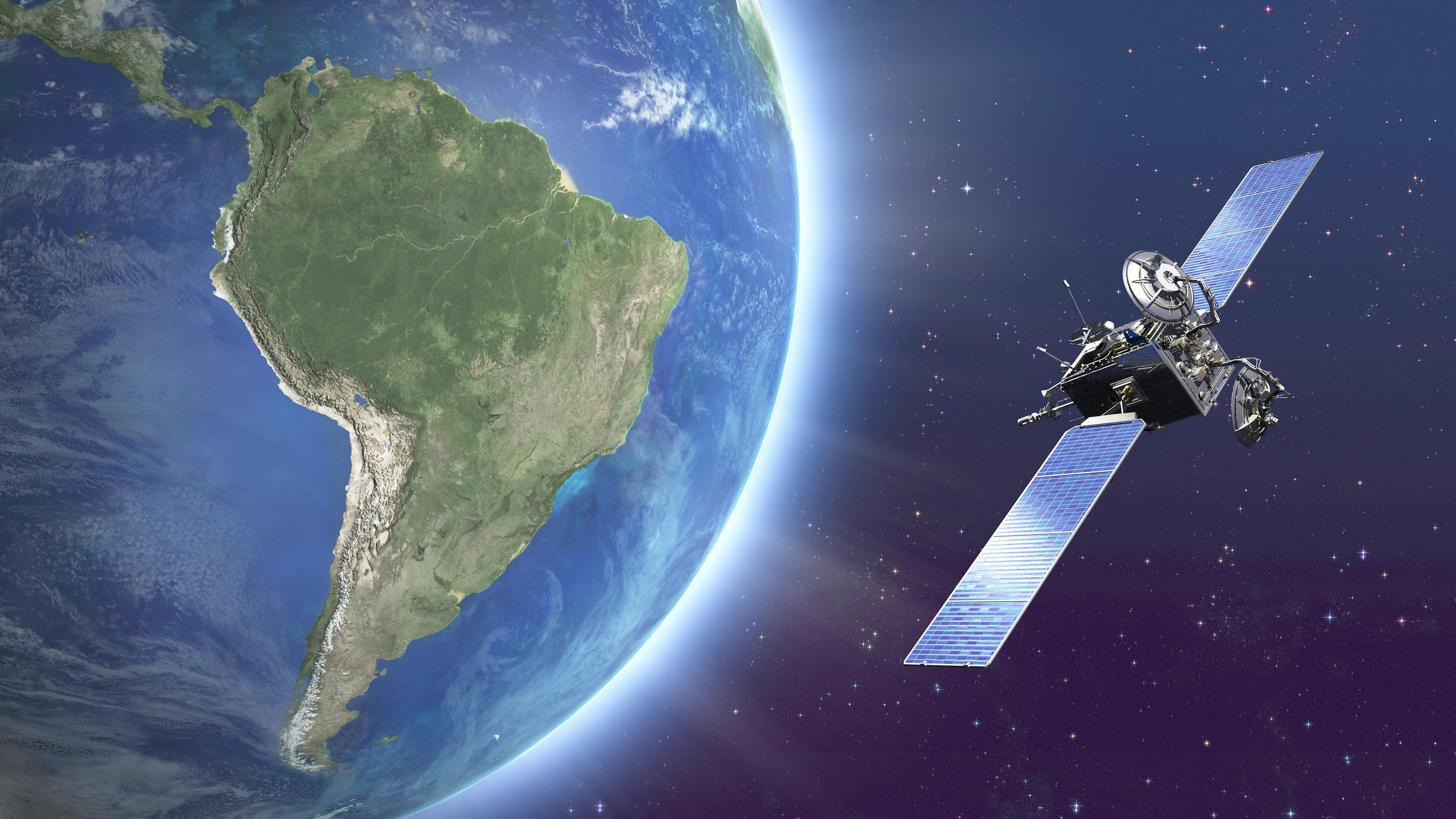 What Is Satellite Internet Satelliteinternet Com