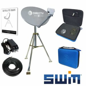 best portable satellite dish directv