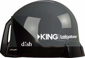 satellite dish tailgater